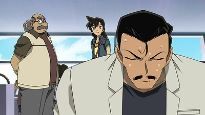 Detective Conan: The Lost Ship In The Sky
