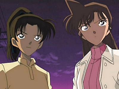 Detective Conan: Conan and Heiji and the Vanished Boy