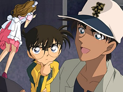 Detective Conan: Pursuit of the Vanished Diamond! Conan & Heiji vs Kid