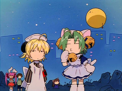 Di Gi Charat Summer Special 2000