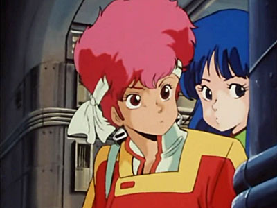 Dirty Pair - Kate and Julie