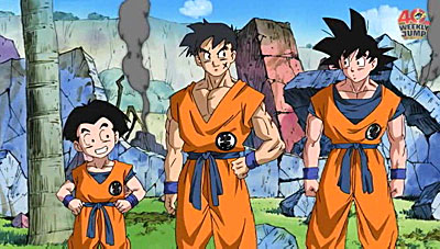 Dragon Ball - Yo! The Return of Son-Goku and Friends!!