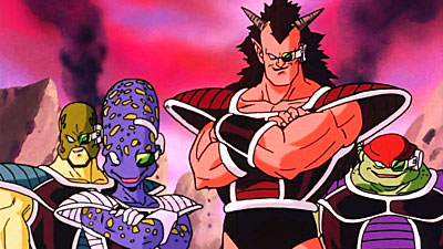 Dragon Ball Z - Le Origini del Mito