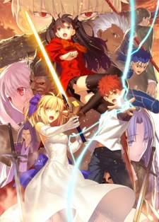Fate/stay night: Unlimited Blade Works (TV) 2nd Season - Sunny Day