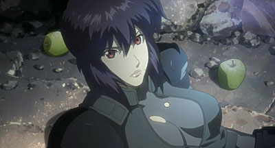 Ghost in the Shell - Stand Alone Complex 2nd GIG - Individual Eleven