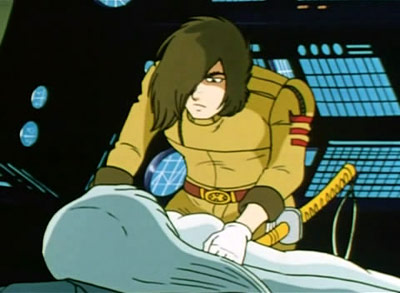 Galaxy Express 999 - Il guerriero