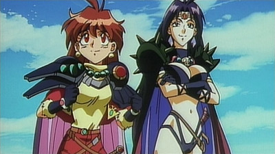 Slayers - Le terme di Mipross