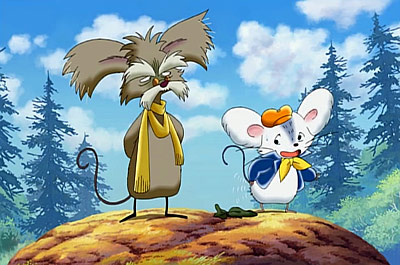 Mouse Story: The Adventures of George and Gerald