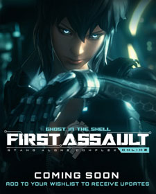 Ghost in the Shell: First Assault - Stand Alone Complex Online