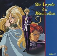 Legend of Galactic Heroes - Golden Wings