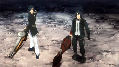God Eater Prologue