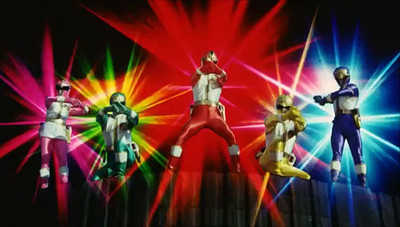 Gosei Sentai Dairanger: The movie