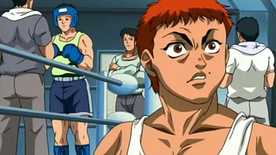 Grappler Baki (2001)