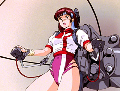 Punta al Top! Gunbuster - the Movie