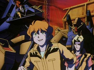 Mobile Suit Gundam - 08th MS Team
