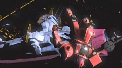Mobile Suit Gundam MS IGLOO: The Hidden One-Year War