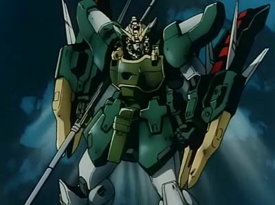 Gundam Wing Endless Waltz OVA