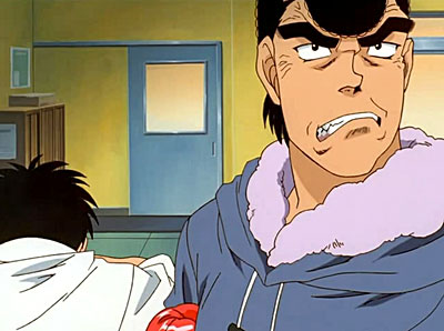 Hajime no Ippo - The Fighting