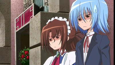 Hayate no Gotoku: Can't Take my Eyes off You