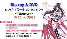 IS: Infinite Stratos 2 - Hitonatsu no Omoide