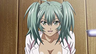 Ikkitousen Great Guardians - Battle Tour Club - Sexy Cosplay - Dangerous Part-time Job