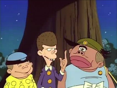 Il mago pancione etcì anime animeclick.it