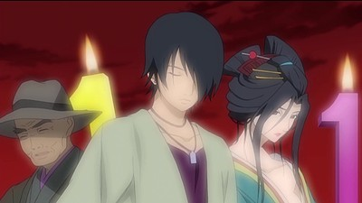 Hell Girl: Three Vessels