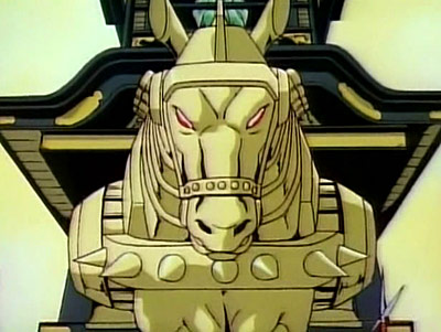 Kabuto - The Golden-Eyed Beast