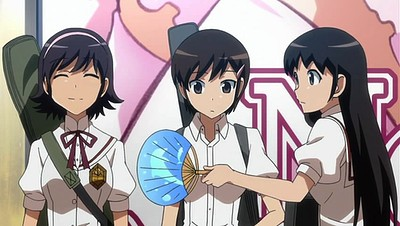 The World God only Knows OAD (2011)