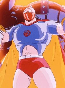 Kinnikuman - Showdown! Seven Justice Supermen vs The Space Samurai!