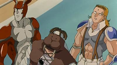 Kinnikuman Second Generations Movie 1