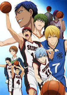 Locandina Kuroko no Basket