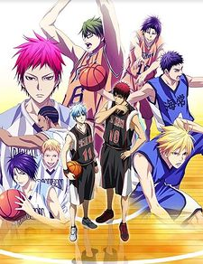 Locandina Kuroko no Basket 3