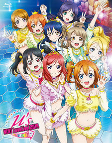 Love Live! μ's→NEXT LoveLive! 2014 ~ENDLESS PARADE~