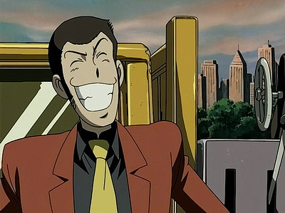 Lupin III - Episode 0: First Contact