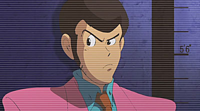 Lupin III - Verde contro Rosso