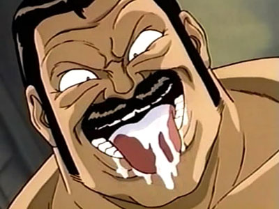 Mad bull 34 anime ova 3 1991 english subtitled - 1 part 8