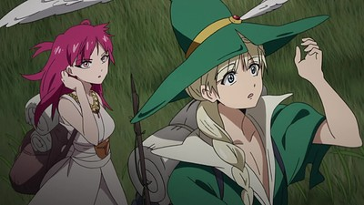 Magi: The Kingdom of Magic