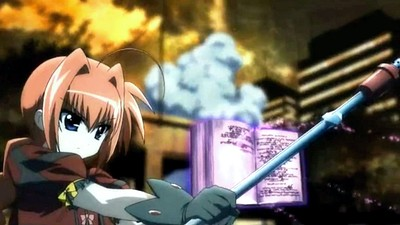 Mahou Shoujo Lyrical Nanoha the Movie 2nd A's