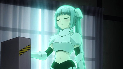 Miss Monochrome - The Animation 2