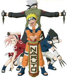 Naruto - The Cross Road