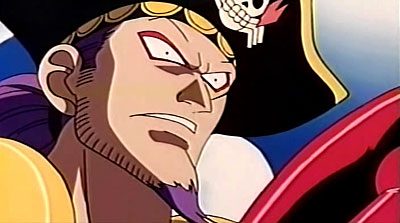 One Piece - Defeat the Pirate Ganzack!