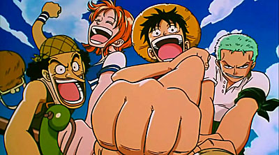 One Piece - Per tutto l'oro del mondo