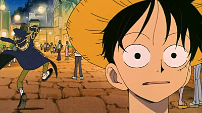 One Piece - Jango's Dance Carnival