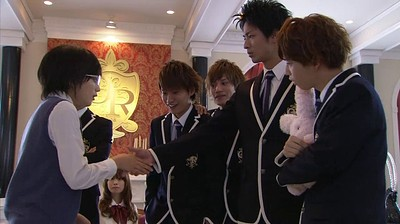 Ouran Koko Host Club (live action)