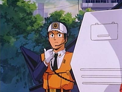 Mobile Police Patlabor TV