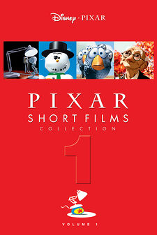 Pixar Short Films Collection Volume 1