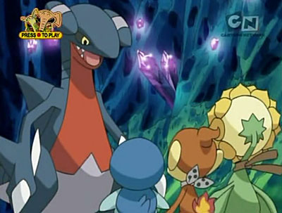 Pokemon Mystery Dungeon - Explorers of Time and Darkness