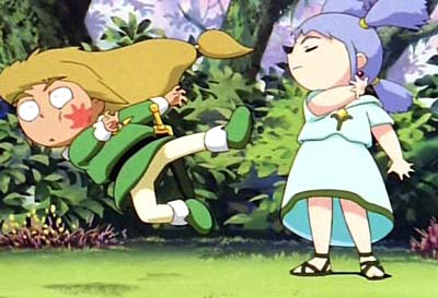 Popolocrois Story