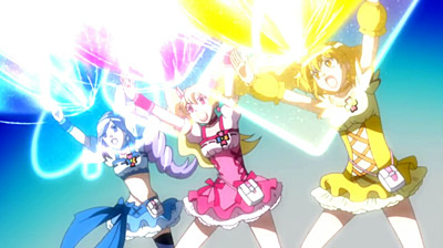 Pretty Cure All Stars DX